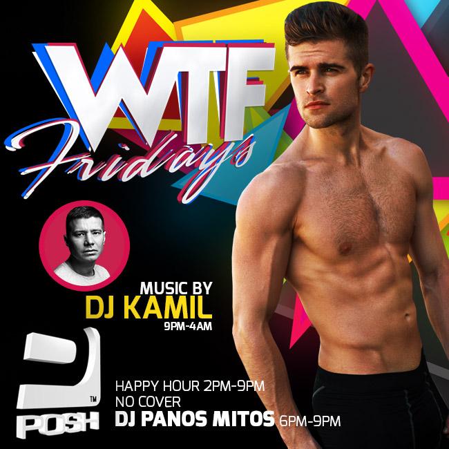 W.T.F. Fridays!