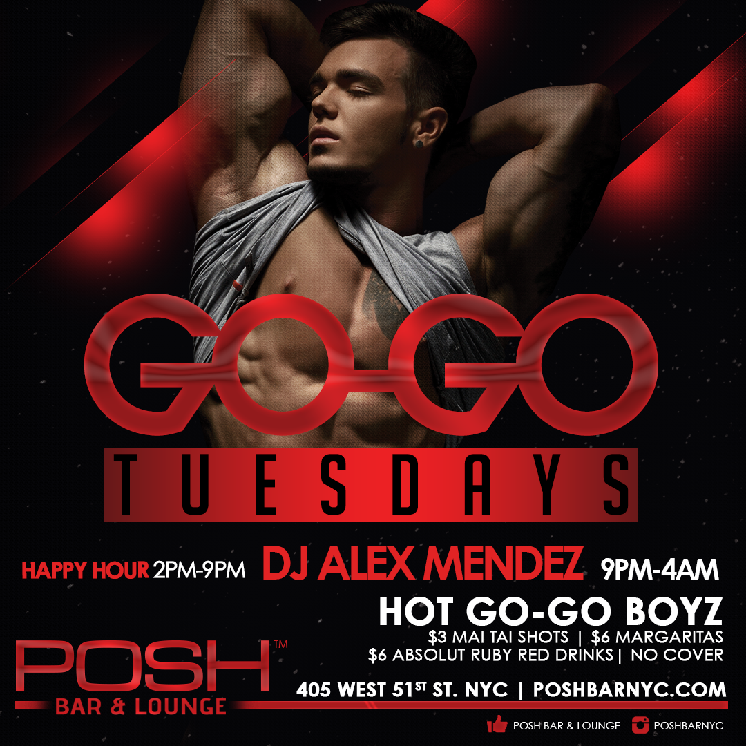 GO-GO Tuesdays