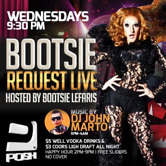 Bootsie Request Live!
