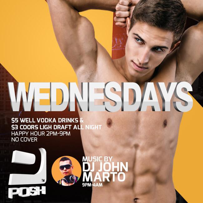 Wednesdays!